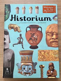 historium book