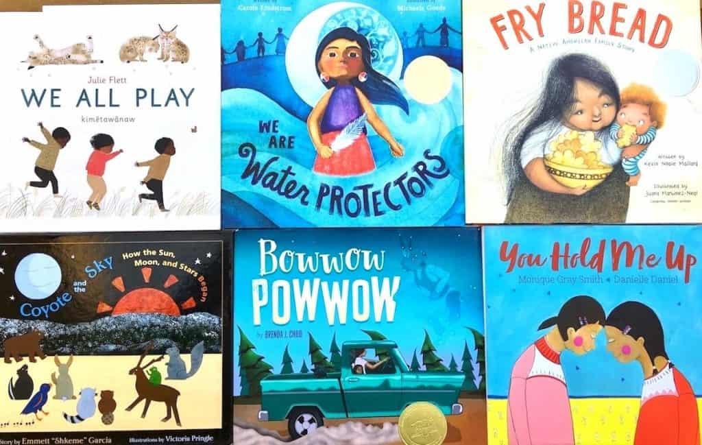 Montessori-friendly Indigenous Education picture books for children