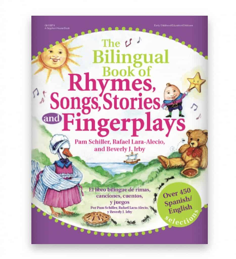 Montessori-friendly Bilingual Spanish-English Rhymes, Songs, Stories, and Fingerplays