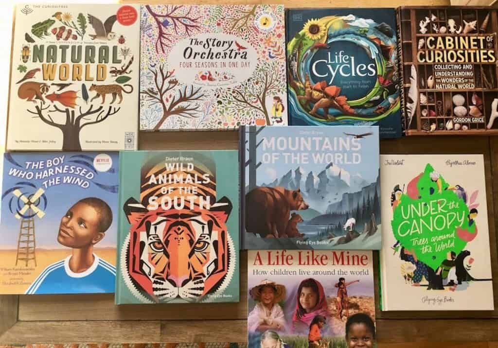 Montessori-friendly Geography, Music, and Science Books