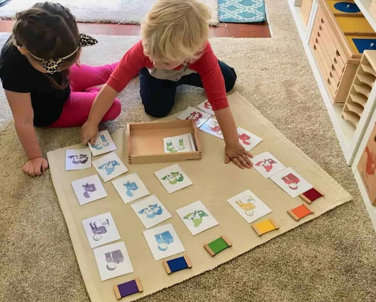 Montessori Grace and Courtesy