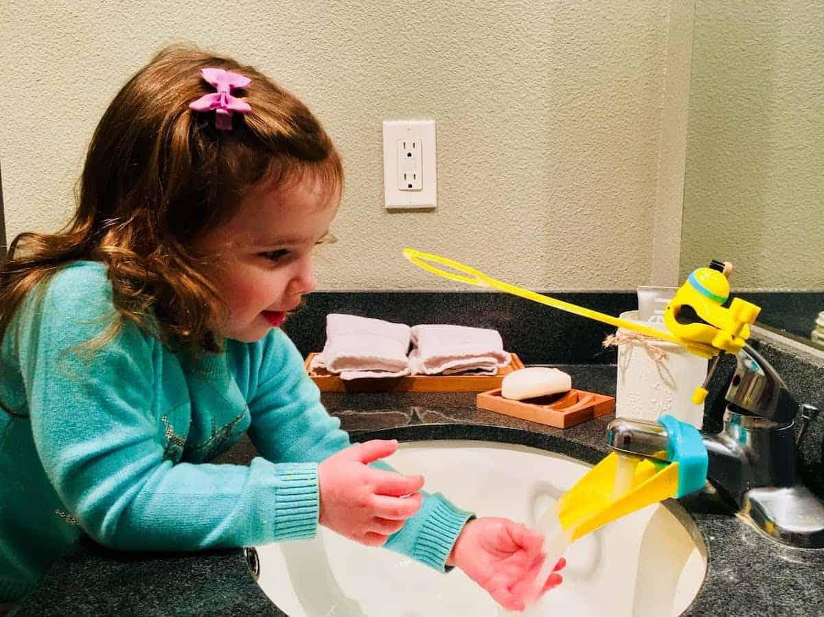 Practical Life:  Care of Self and the Montessori Bathroom