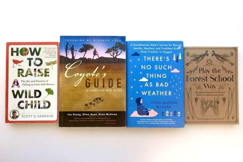 Books on Nature Education