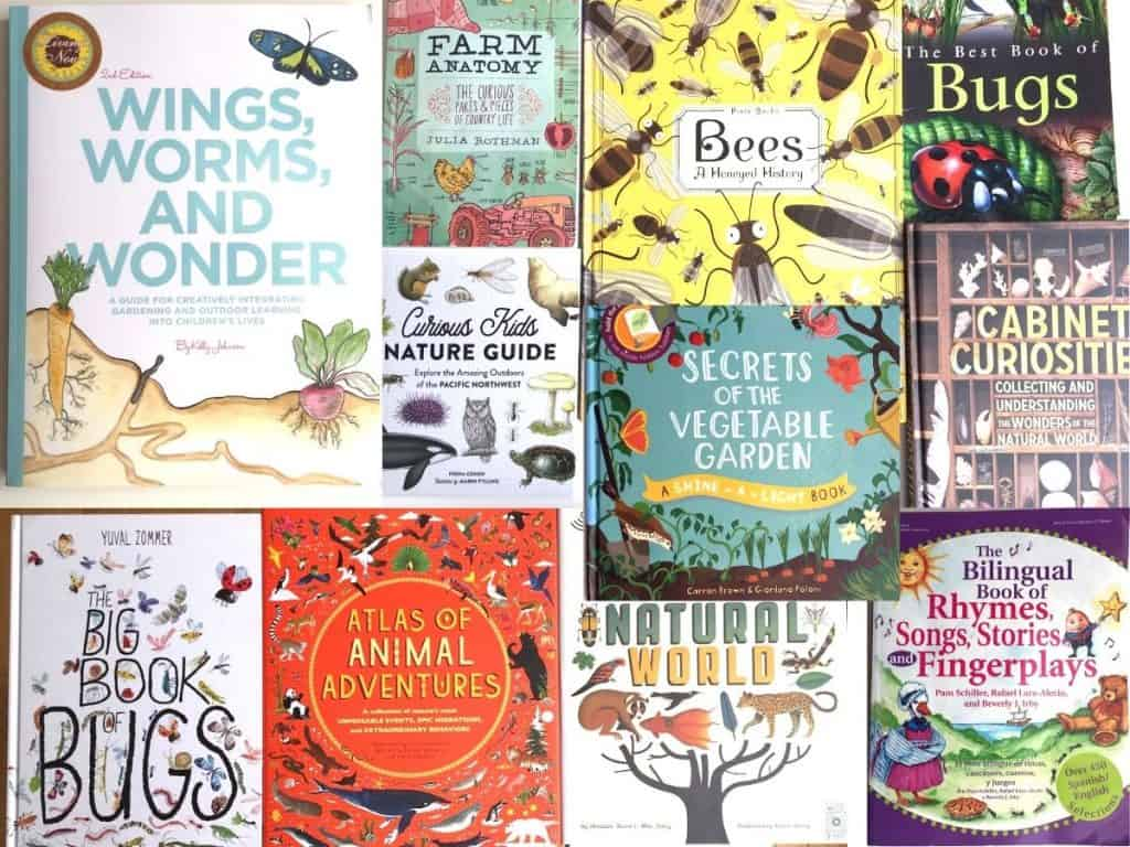 Books for Bees Unit Study